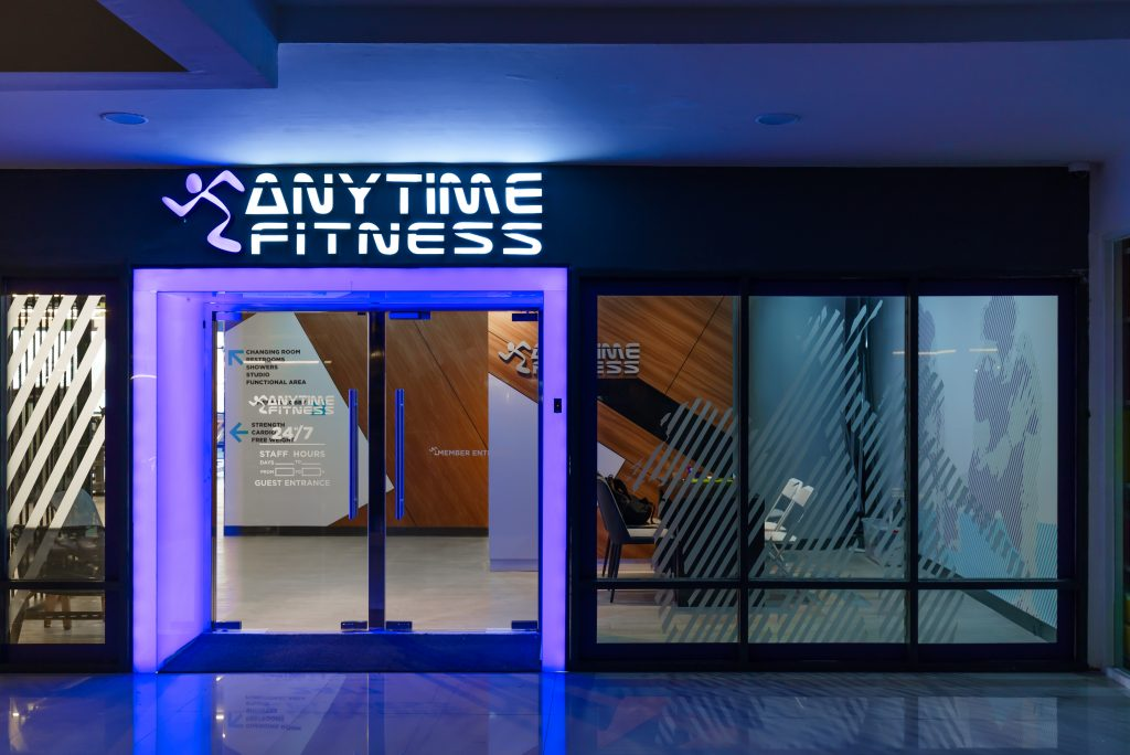 1. ANYTIME FITNESS COVER