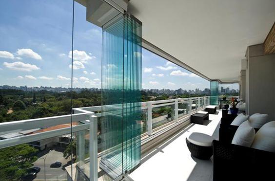 kaca tempered untuk kebutuhan interior